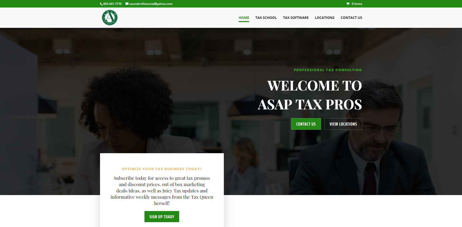 ASAP Tax Pros Get Paid Today (2)